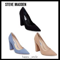 § Steve Madden § 国内発送 / ヌバックパンプス