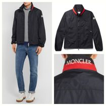 MONCLER☆2018SS Goulier Shell Jacket Navy