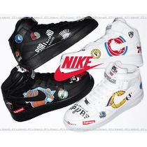 SUPREME x NBA x NIKE AIR FORCE 1 MID '07 - シュプリーム