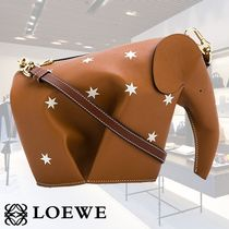 SALE LOEWE ELEPHANT SHOULDER BAG 19941M932912