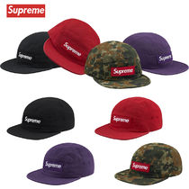 18SS Supreme Military Camp Cap Box Logo 送料込み
