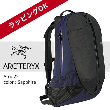 ARC'TERYX バックパック・リュック 国内*即日発送◆アークテリクス ARRO22 アロー22 Sapphaire
