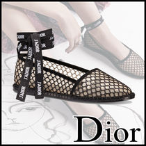 "直営店!Christian Dior☆""NICELY-D LALE-UP メッシュBK ♪"
