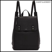 【関税/送料込】Saint Laurent Sucked Jules Backpack 国内発送