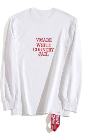 Tシャツ・カットソー 希少!!【V MADE】COUNTRY JAIL L/T【送関込】(3)