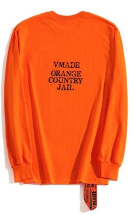Tシャツ・カットソー 希少!!【V MADE】COUNTRY JAIL L/T【送関込】(5)