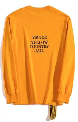 Tシャツ・カットソー 希少!!【V MADE】COUNTRY JAIL L/T【送関込】(7)