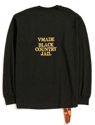 Tシャツ・カットソー 希少!!【V MADE】COUNTRY JAIL L/T【送関込】(9)