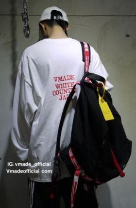 Tシャツ・カットソー 希少!!【V MADE】COUNTRY JAIL L/T【送関込】(13)