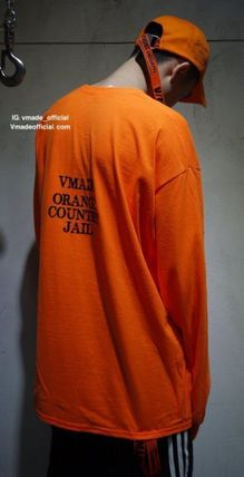 Tシャツ・カットソー 希少!!【V MADE】COUNTRY JAIL L/T【送関込】(15)
