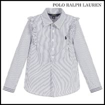 【関税/送料込】POLO RALPH LAUREN Striped Shirt 大人もOK