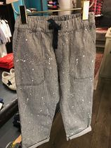 18SS【Bonpoint】Gregory スエットパンツ 6~8A (rayures jean)