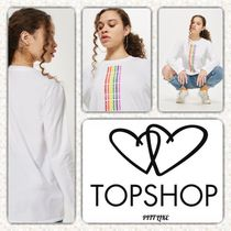 ☆送・関込み☆TOPSHOP ☆'Women For Women' Slogan T-Shirt