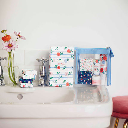 Cath Kidston バスグッズ Cath Kidston★ギフト用ソープセット(4)