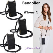 ★iPhone X専用♪★即発Bandolier Emma iPhone Xケース★