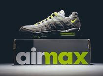 "[NIKE]AIR MAX 95 OG ""VOLT/BLACK"""