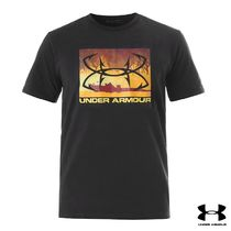 UNDER ARMOUR(アンダーアーマー)★BASS BOAT PHOTOREAL Tシャツ