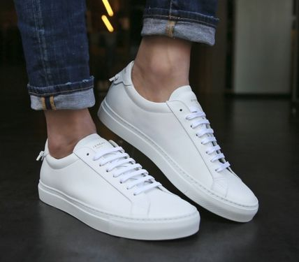 【EMS発送/関税込】GIVENCHY◆White 18SS MEN'S スニーカー