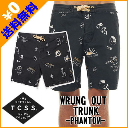 TCSS ボードショーツ 水着 WRUNG OUT TRUNK 新作 入手困難 人気