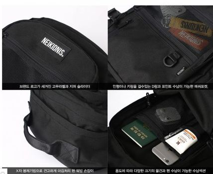 NEIKIDNIS バックパック・リュック ★韓国人気ブランド NEIKIDNIS  ABSOLUTE BACKPACK /6色〜★(4)