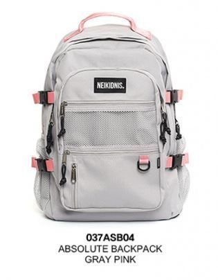 NEIKIDNIS バックパック・リュック ★韓国人気ブランド NEIKIDNIS  ABSOLUTE BACKPACK /6色〜★(14)