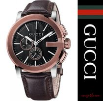 【国内発送】GUCCI 時計 YA101202 G-Chrono stainless