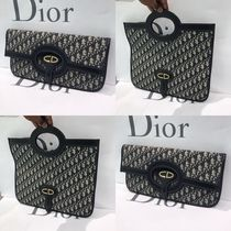 今欲しいのは★2018 DIOR★DIOR OBLIQUE CANVAS CLUTCH