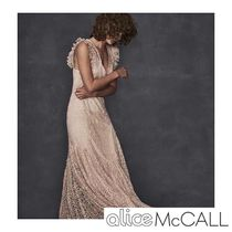 Alice Mccall(アリスマッコール) ワンピース alice Mc CALL 新作ワンピース REFLECTION GOWN NUDE