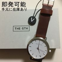 即発/手元在庫あり☆The Fifth Watches☆MELBOURNE☆White & Tan
