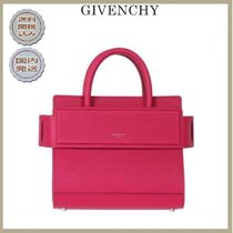 18SS 関税送料込 GIVENCHY mini Horizon bag in grained leather
