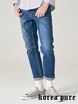 大人気!!【8SECONDS】18SS Tapered Washing Denim Pants /3color