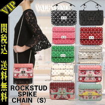 "◆◆VIP◆◆ VALENTINO  ""Free ROCKSTUD"" (S) 3Way Bag / 関税込"
