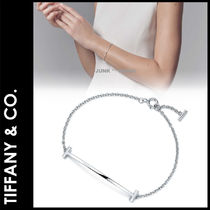 ★3-7日着/追跡&関税込【TIFFANY & CO】TIFFANY T SmileBracelet