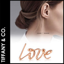 ★追跡&関税込【TIFFANY & CO】Love Single Earring/RG