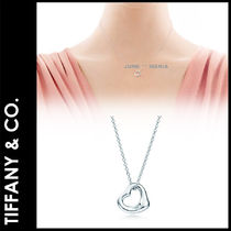 ★3-7日着/追跡&関税込【TIFFANY】Open Heart Pendant