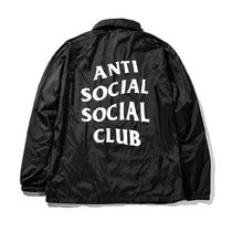 国内発 Anti Social Social Club Grove Jacket コーチジャケット