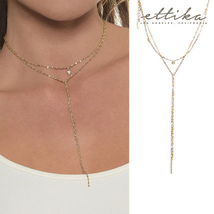 The Little Things Necklace in Gold ゴールド ネックレス