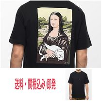 送料・関税込/即発  RIPNDIP Nermal Lisa Black Pocket Tシャツ
