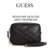 ☆GUESS☆新作♪PENELOPE*キルトクロスボディバッグ☆
