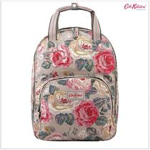 Cath Kidston★FOREST ROSE TAUPE バックパック