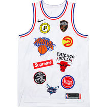 Supreme / Nike / NBA Teams Authentic Jersey White Medium