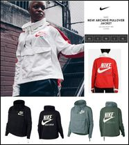 【NIKE】 NSW ARCHIVE PULLOVER JACKET★Women