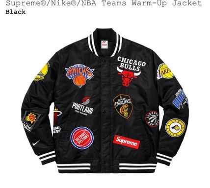 Supreme ジャケットその他 3 week SS18 (シュプリーム) X Nike x nba teams warm up jacket(7)