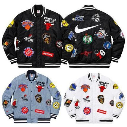 Supreme ジャケットその他 3 week SS18 (シュプリーム) X Nike x nba teams warm up jacket