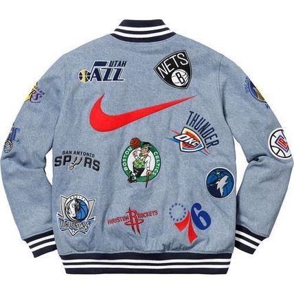 Supreme ジャケットその他 3 week SS18 (シュプリーム) X Nike x nba teams warm up jacket(11)