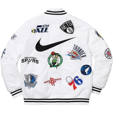 Supreme ジャケットその他 3 week SS18 (シュプリーム) X Nike x nba teams warm up jacket(12)