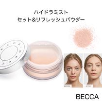 BECCA 新発売 Hydra-Mist Set & Refresh Powder 1個 送料込