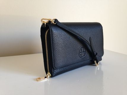 TORY BURCH  BOMBE FLAT WALLET CROSSBODY セール 即発送