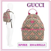 GUCCI●Childrens'GG' Butterfly バックパック(25cm)