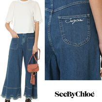 追跡ありで安心☆See by Chloe BLUE DENIM JEANS